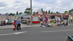 August 2015 At Walton On The Naze Carnival Essex Display Procession 2015 Unedited Video