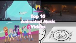 Spraypaint TV - Top 10 Animated Music Videos