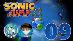 Lets Play Sonic Jump [Android] Part 9 - Alexa