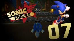 Lets Play Sonic Forces [Switch] Part 7 - Ab in den Wald
